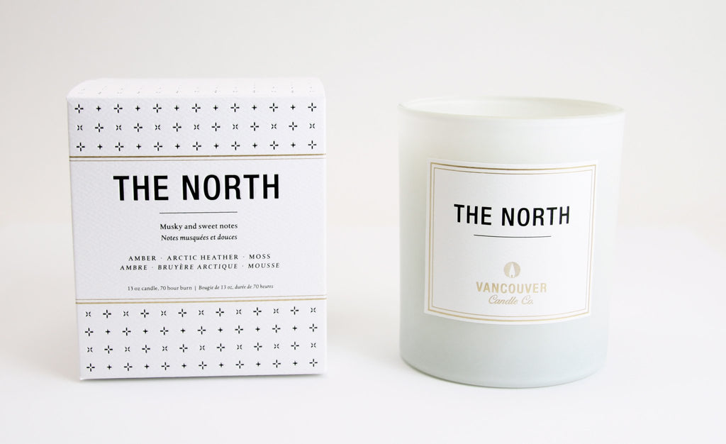 The North Boxed Candle