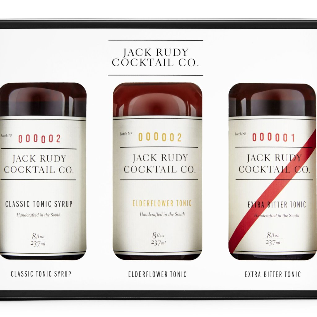 Jack Rudy Cocktail Co.-The Tonic Trio