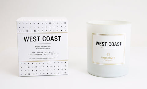 West Coast Boxed Candle