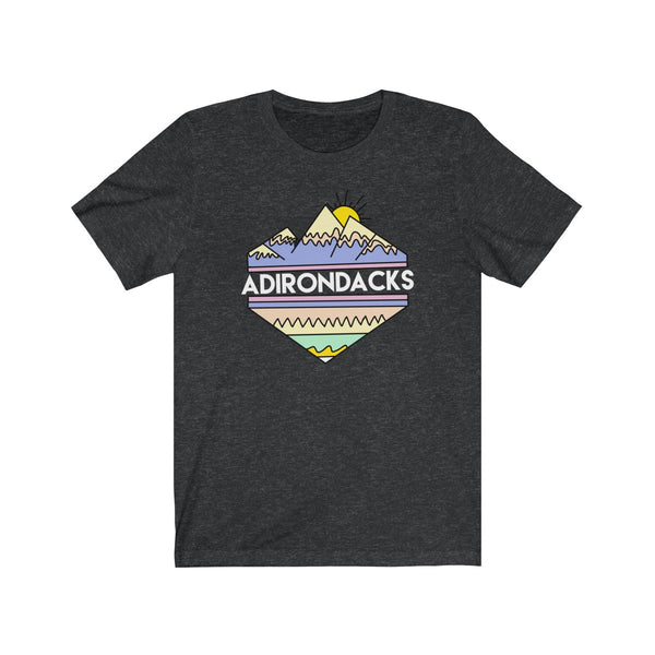 Adirondacks Tribal Unisex Short Sleeve Tee - Adirondack Apparel