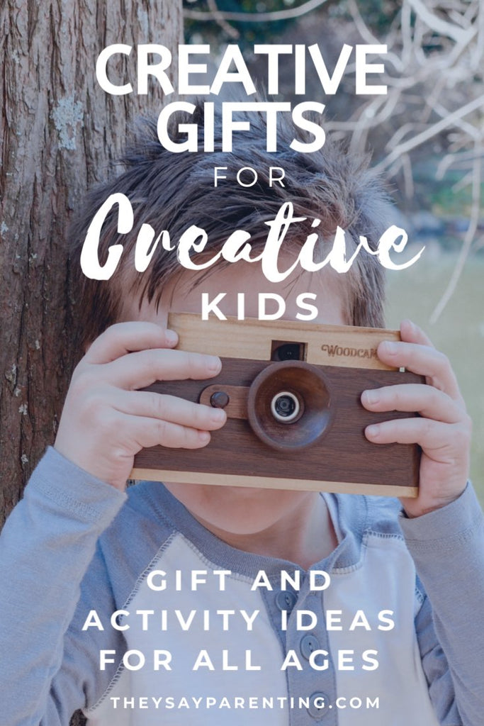 Creative Activity for Creative Kids of All Ages