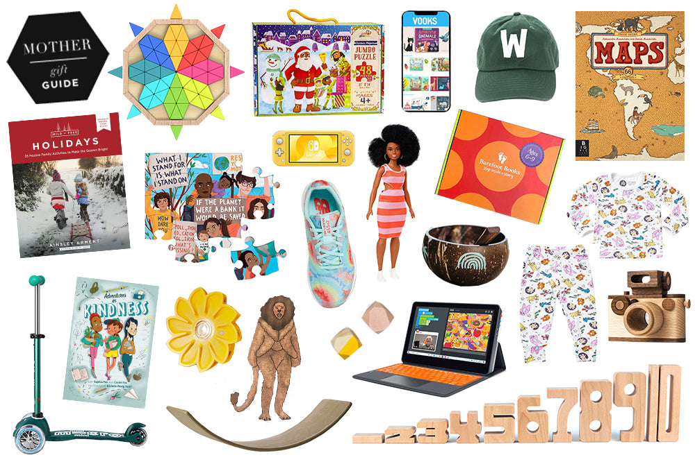 GIFT GUIDE: 40+ GIFTS FOR BIG KIDS