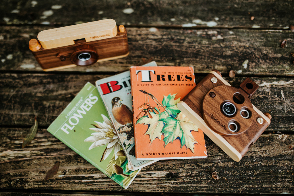 Archipelago Review of Father's Factory Wooden Digital Camera