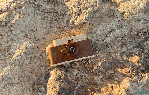 Father's Factory wooden digital camera is a perfect camera for kids. kids camera