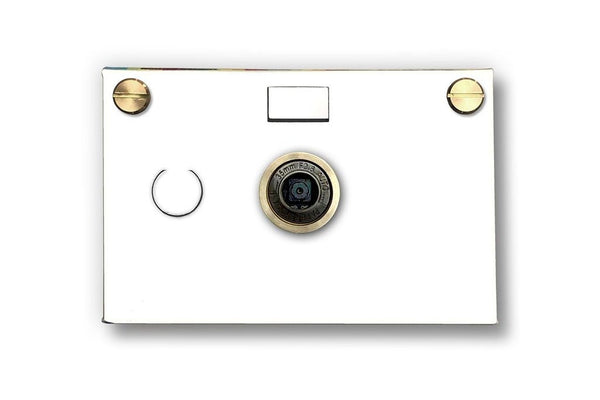 Father's Factory PaperCam paper digital camera is a working digital camera with recycled paper case. You can draw your own camera case perfect for any photographers who love to create