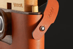 WoodCam Leather Case