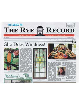 The Rye Record - April<br><br><br>