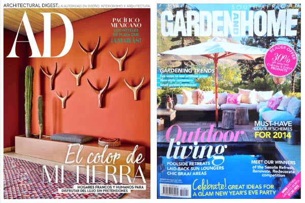 Our award-winning designers featured in the industry's leading publications