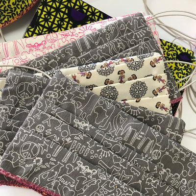 FACE MASK by Lalela Scarfs at SARZA. accessories, Face Masks, Lalela, lalela scarf, lalela scarfs