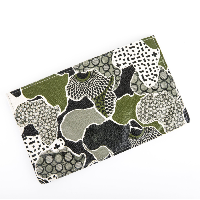AFRICA CLUTCH BAG by Lalela Scarfs at SARZA. accessories, africa, bags, clutch bags, Lalela, lalela scarfs