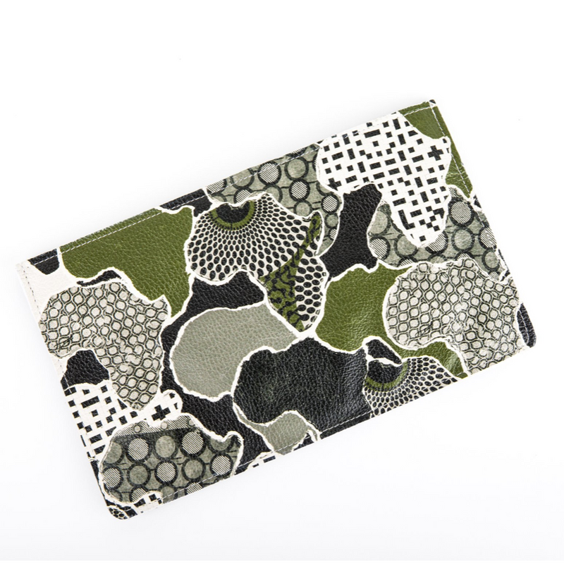 AFRICA CLUTCH BAG by Lalela Scarfs at SARZA. accessories, africa, bags, clutch bags, Lalela, lalela scarf, lalela scarfs
