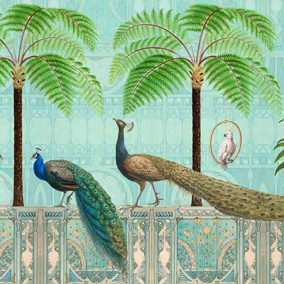 Chinoiserie Birds Palace – Tropical