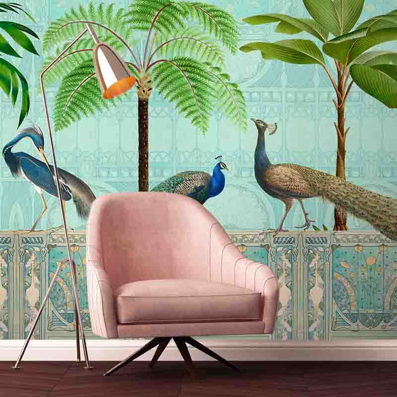 Chinoiserie Palace Of Birds – Tropical