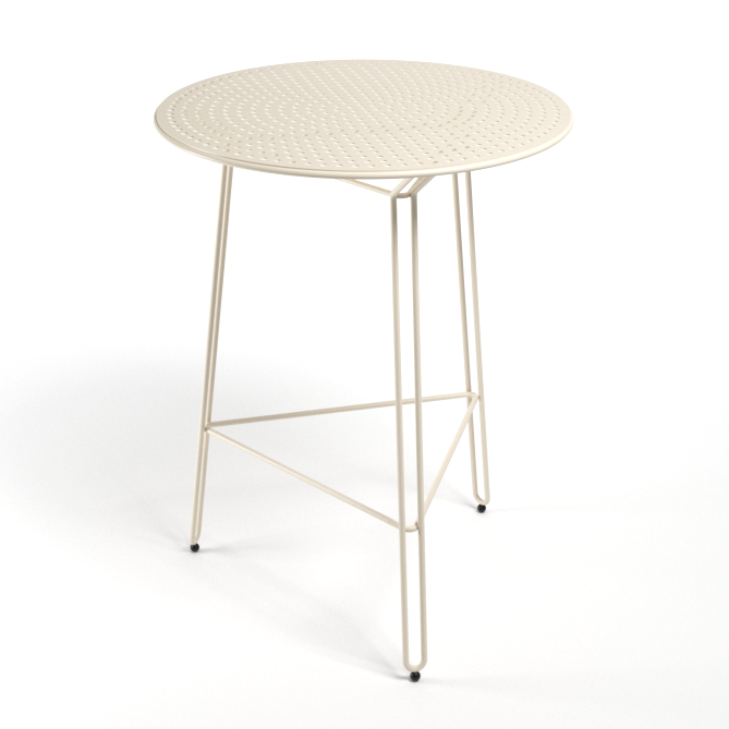 POLKA BAR 3 SEATER TABLE by Haldane Martin at SARZA. Bar Tables, Furniture, furniture and lighting, Haldane Martin, Outdoor, Polka Collection, Tables