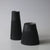 CERAMIC CONE VASE BLACK by Helen Vaughan Ceramics at SARZA. Ceramics, Cone Vases, Decor, Helen Vaughan, Homeware, Vases