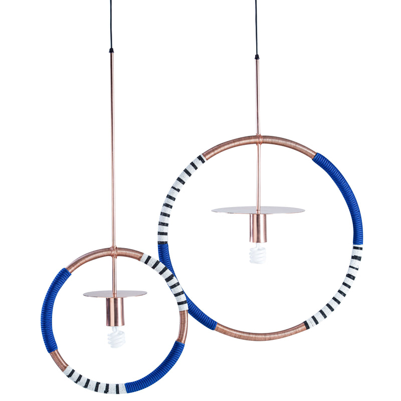 BUHLE BULB PENDANT - COPPER by SF Interiors at SARZA. buhle, furniture and lighting, homeware, lighting, pendants