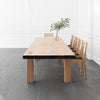 CARPENTERS TABLE by James Mudge at SARZA. carpenters table, dining tables, furniture, James Mudge, tables