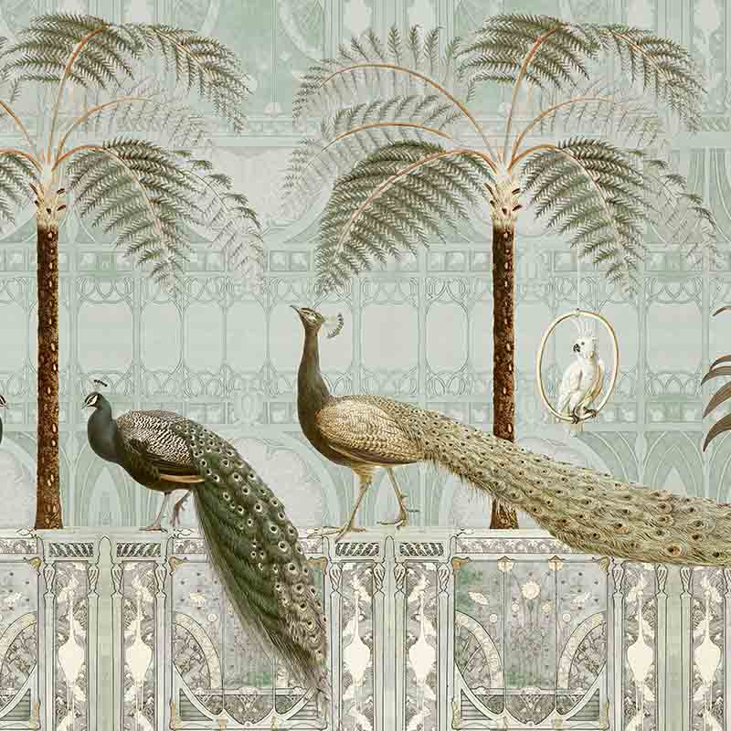 Chinoiserie Birds Palace – Royal