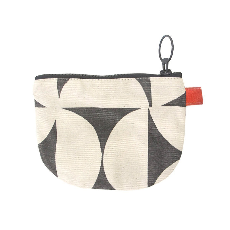 BREEZE CHANGE PURSE by SKINNY LAMINX. A great little wallet or handy compartment for lipsticks and other bits & bobs. Lined with a pop of complementary colour and closes with a coordinating chunky YKK zip.