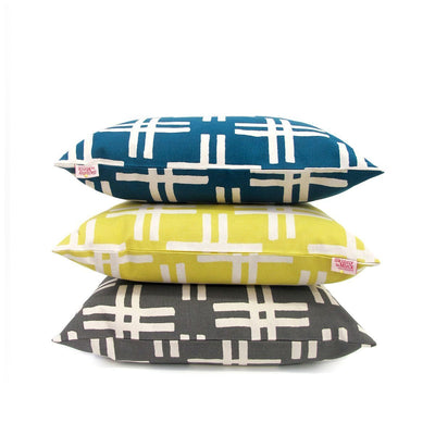 WEFT THROW PILLOW by Skinny LaMinx at SARZA. cushion covers, homeware, scatter cushions, Skinny laMinx, throw pillow, throw pillows, weft