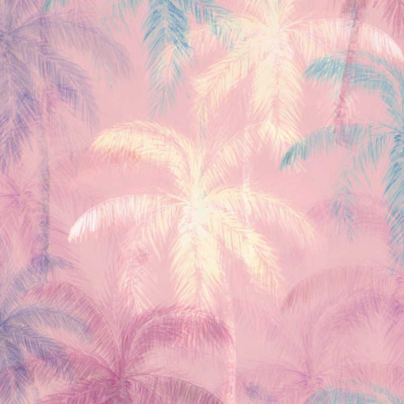 Dreaming Palm Trees – Pink