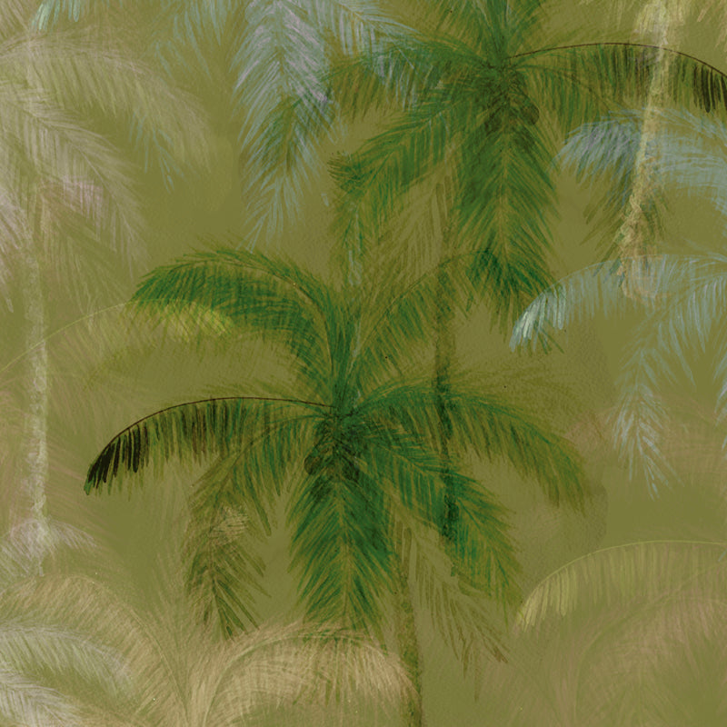 Dreaming Palm Trees – Green