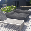 ROBALA OUTDOOR LOUNGER BY FIBRE DESIGNS. Hand-braided outdoor loungers from The Verandah Collection are ideal for demanding domestic and commercial environments.