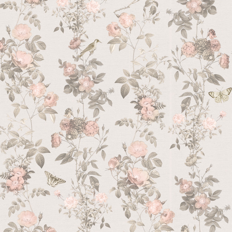 Redout Lead by Robin Sprong at SARZA. Floral, Franco Moz, Robin Sprong, Wallpaper