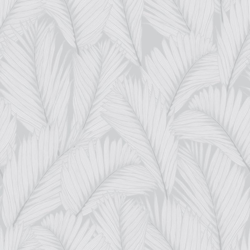 Island Frond Silver