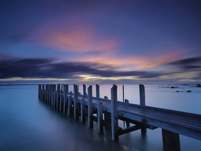 Jetty Sunrise, Western Australia