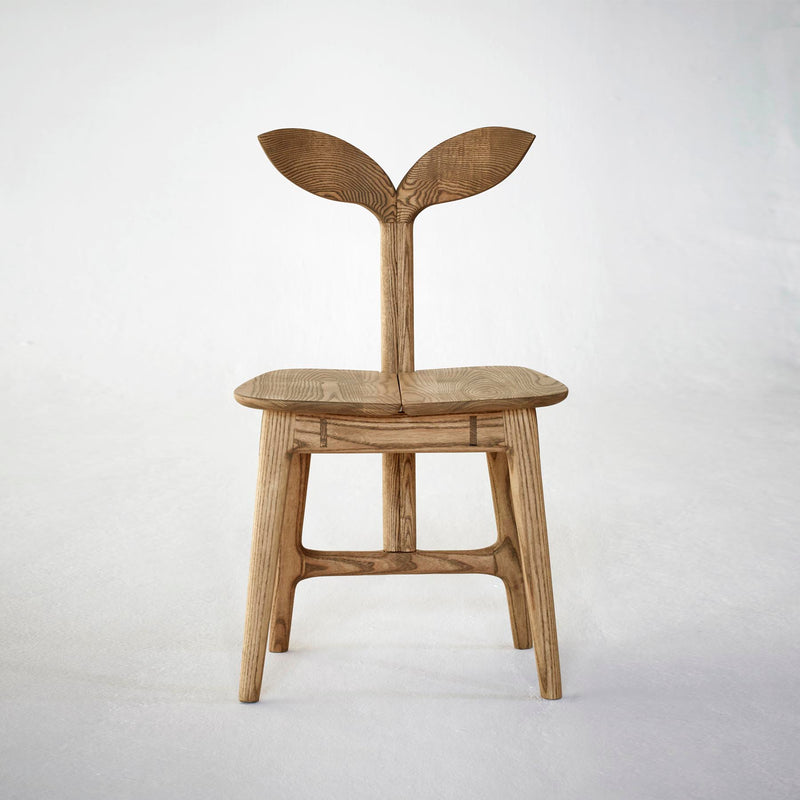 LEAF DINING CHAIR by Meyer Von Wielligh at SARZA. Chairs, dining chair, furniture, leaf range, Meyer Von Wielligh, oak