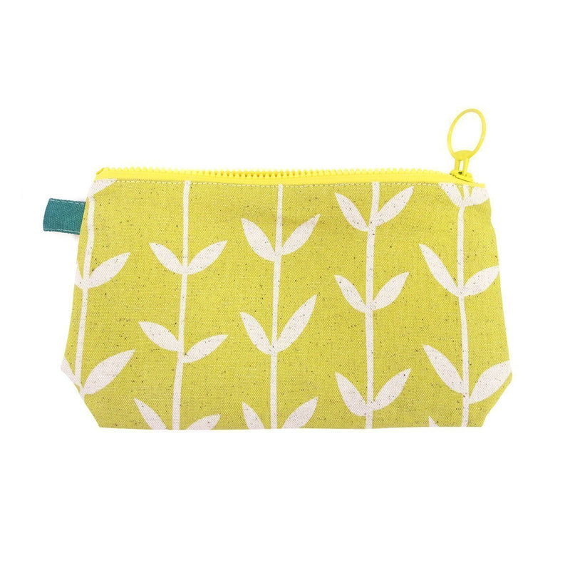 ORLA STASH BAG by Skinny laMinx at SARZA. accessories, bag, bags, change purses, coin purse, coinbag, Flower Dreams, Orla, purses, Skinny laMinx, stash, stash bags, zip pouches