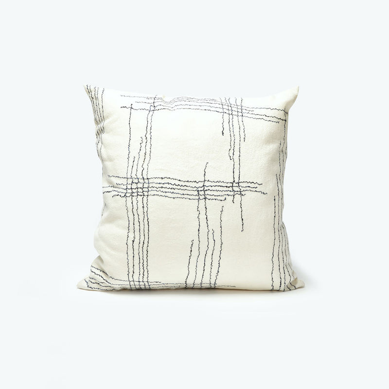 LINEAR THROW PILLOW by Chic Fusion at SARZA. Chic Fusion, cushion covers, Decor, homeware, linear, scatter cushions, throw pillows