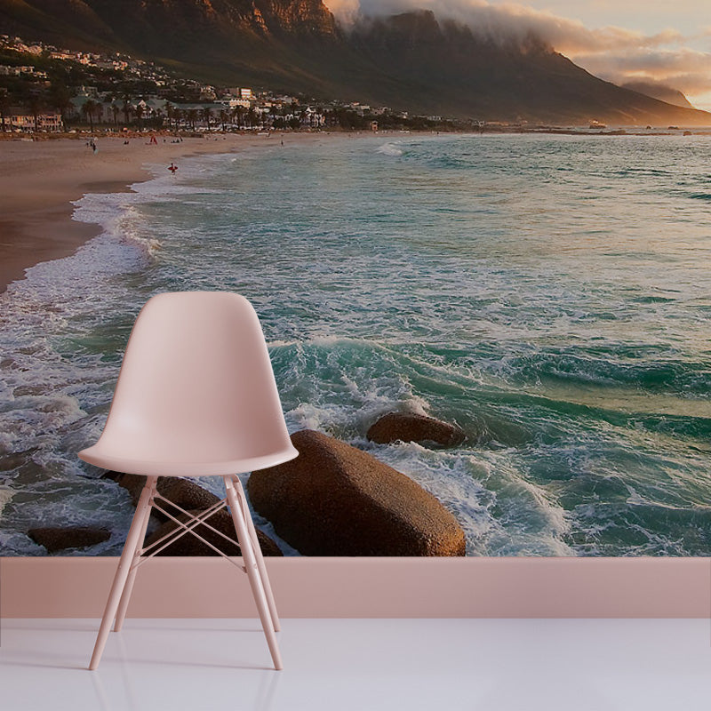 Camps Bay Beach by Robin Sprong at SARZA. Louis Hiemstra, Photographic Landscape, Robin Sprong, Wallpaper