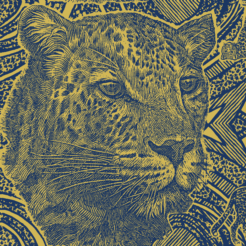 Money Leopards Navy