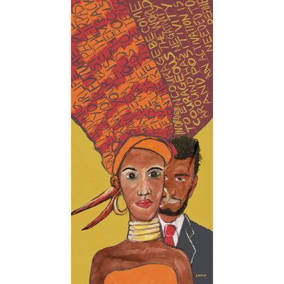 MR & MRS SUPREME SCARF by Lalela Scarfs at SARZA. accessories, Lalela, lalela scarf, lalela scarfs, Mr & Mrs Supreme, Scarfs