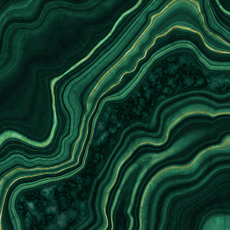 Malachite Magic – Green