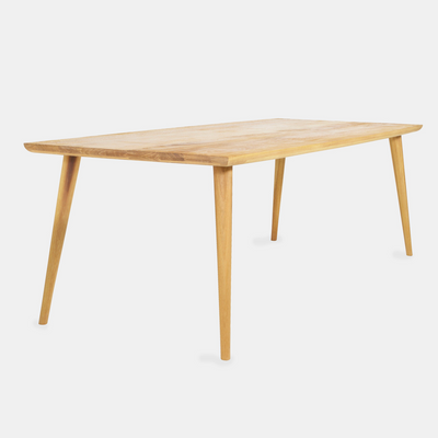 VOGEL DESIGN USA NEW YORK NGUNI DINING TABLE