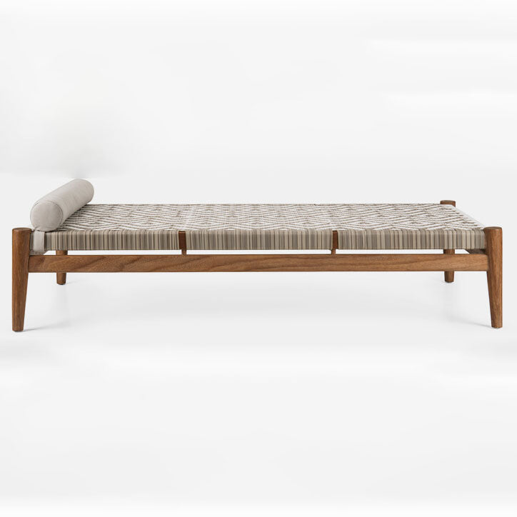NGUNI DAY BED by Vogel Design at SARZA. Day Bed, furniture, furniture and lighting, Nguni, Vogel, vogel design