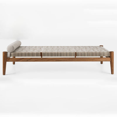 NGUNI DAY BED by Vogel Design at SARZA. Beds, Day Bed, daybeds, furniture, furniture and lighting, Nguni, ottomans, outdoor, Vogel, vogel design, vogel furniture