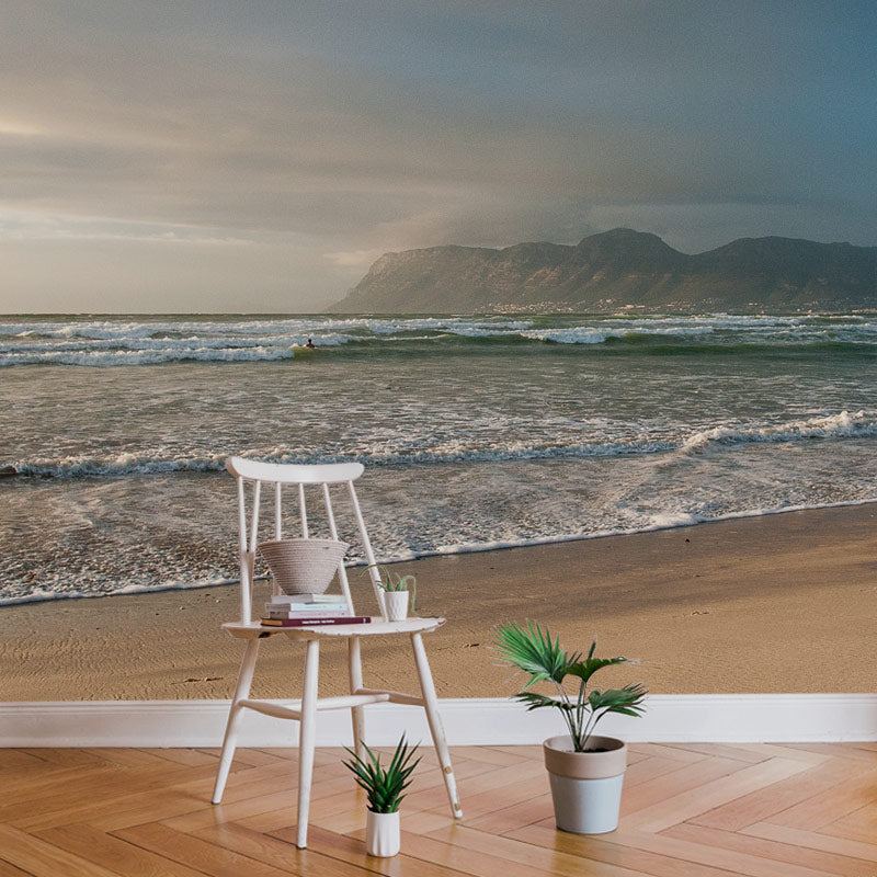 Muizenberg Beach at Dawn