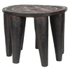 NUPE STOOL by Togu'na at SARZA. african artifacts, furniture, nupe, stool, stools, toguna
