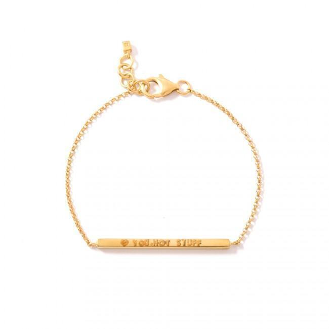 KIRSTEN GOSS NEW YORK USA PINNY BRACELET