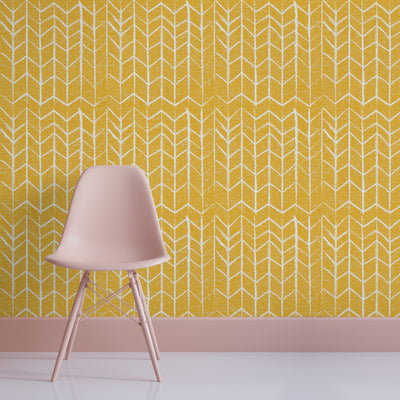 Chevron – Yellow