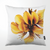 YELLOW ERYTHRINA THROW PILLOW
