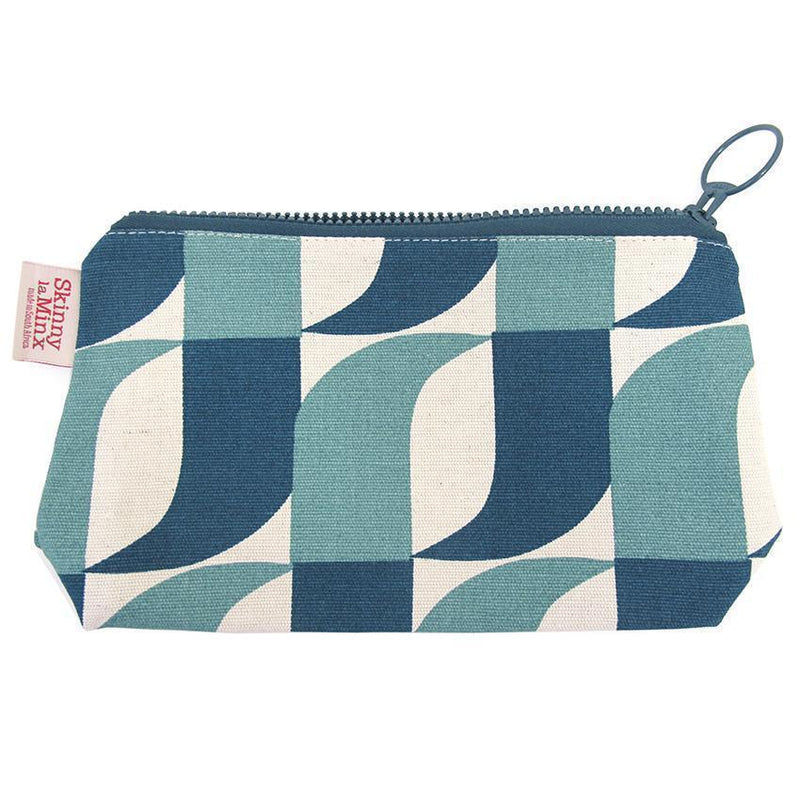 APERTURE STASH BAG by Skinny laMinx at SARZA. accessories, accessory bag, accessory bags, bags, Brise Soleil, purses, Skinny laMinx, stash bags, zip pouch, zip pouches