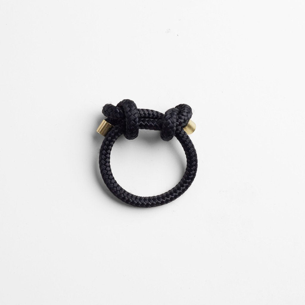SACRED KNOT BRACELET BY PICHULIK JEWELRY. Drawing on the organic quality of rope in its purest form, the Sacred Knot is a symbol of the interconnectedness of all things. It is a reminder of a basic law of the universe: that each thing has its partner and its opposite.