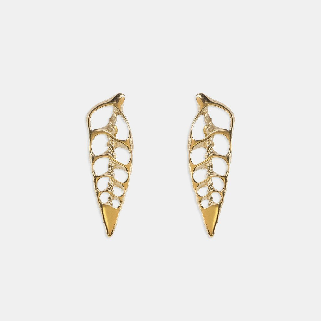 SKELETON WOMEN EARRINGS