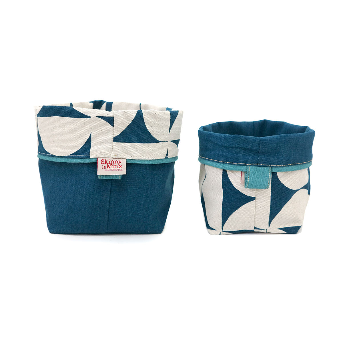 BREEZE SOFT BUCKET by Skinny laMinx at SARZA. breeze, containers, holder, homeware, planters, Skinny laMinx, soft bucket, soft buckets, storage