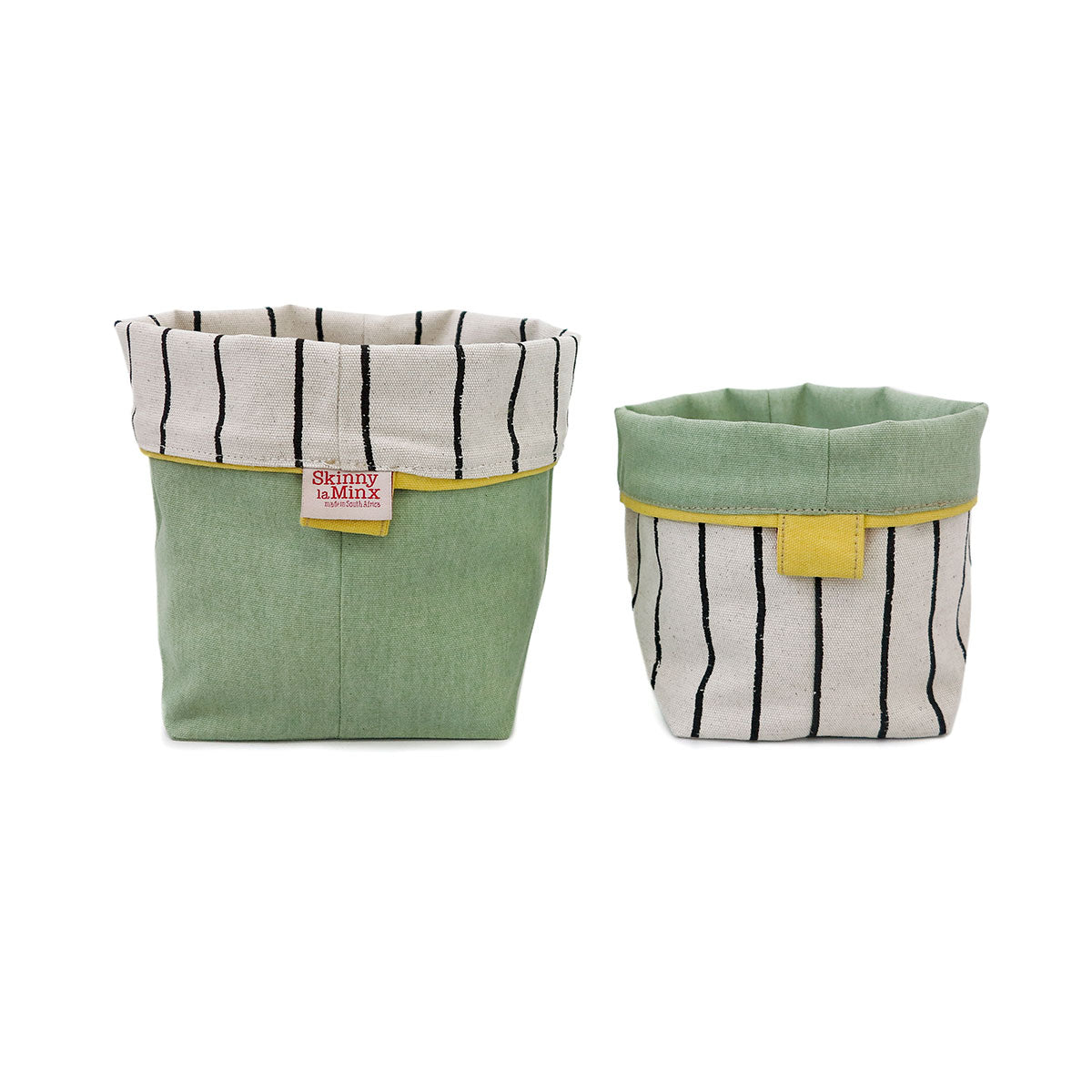 SIMPLE STRIPE SOFT BUCKET